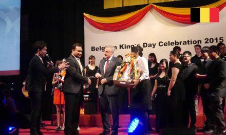 Embassy of Belgium celebrates King's Day