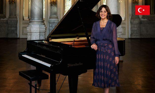 Embassy of Turkey promoted piano recital