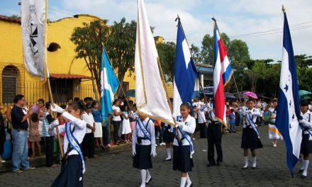 Central American countries Independence Anniversary