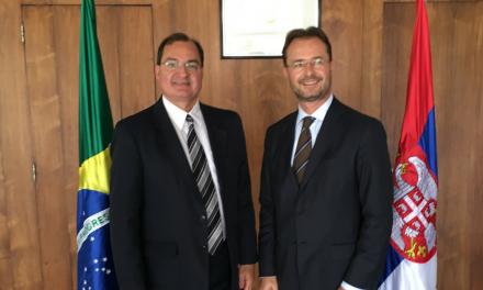 Interview with the Ambassador of Serbia, Mr. Veljko Lazic