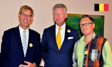 Embassy of Belgium held event to promote Belgian french fries