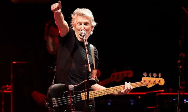 Roger Waters in Brasília
