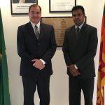 Interview with Chargé d'Affaires of Sri Lanka, Mr. Premanthilake Jayakody