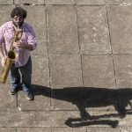 03-14 – Saxophonist Esdras Nogueira at Clube do Choro