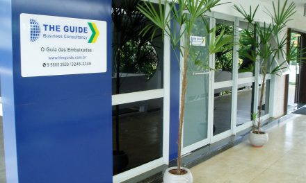 THE GUIDE has a new office in Lago Sul