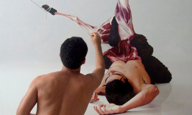 03-14 Exhibition Além do Visível, Aquém do Intangível