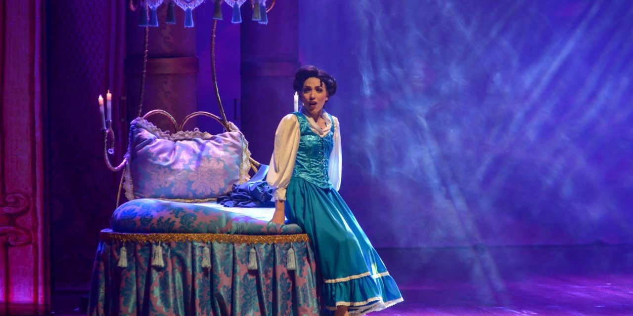 04-14 A Bela e a Fera (Beauty and the Beast – The Musical)