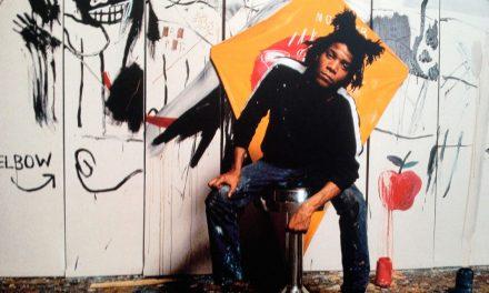 04-21 Exhibition Mugrabi by Jean-Michel Basquiat