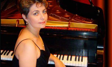 04-06 Russian pianist  Ksenia Nosikova