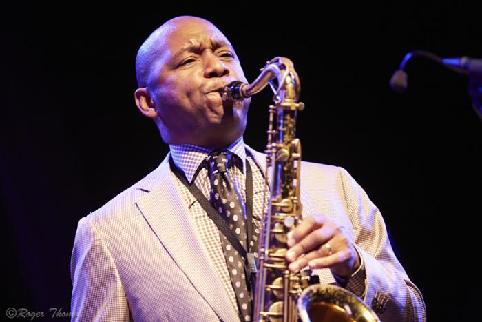 06- 16 Saxophonist Branford Marsalis at CCBB