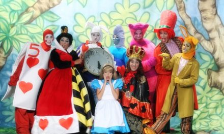 05-26 Kids Theater: Alice in Wonderland
