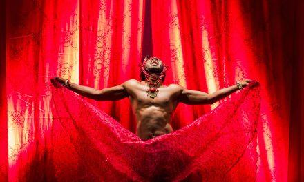 """06-07 Stage play """"Madame Satã"""" (Madame Satan)"""