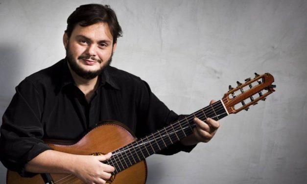 06-26 to 30 Clube do Choro presents brazilian guitarrist Yamandu Costa