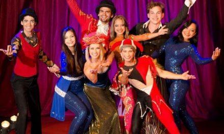 07-07 Gargalhando nas Férias with Grock Circus