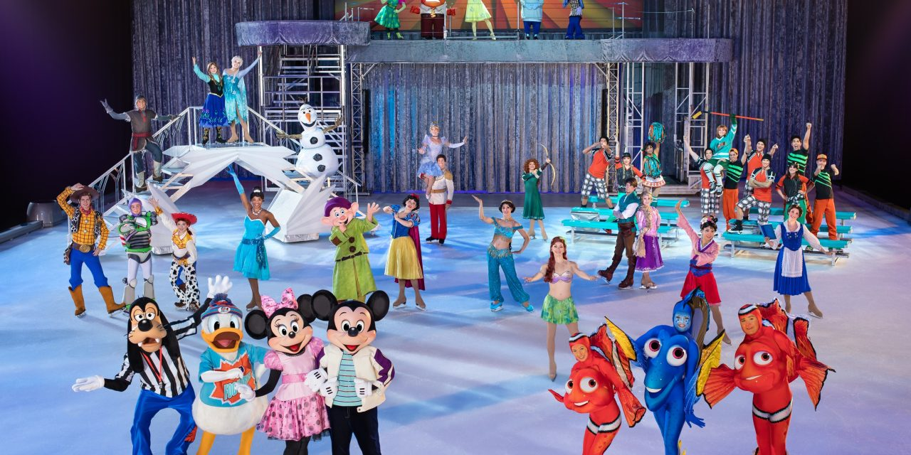 06-22 through 24 | The Marvelous World of Disney on Ice