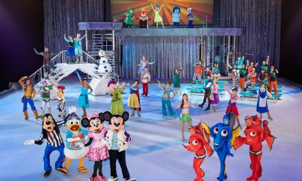 06-22 through 24 | The Marvelous World of Disney on Ice