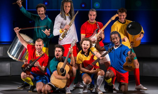 "06-23 and 06-24 CCBB presents the musical ""Samba Futebol Clube"""