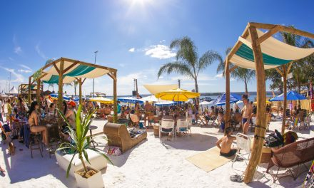 Third Edition of Tempero Meu Na Praia