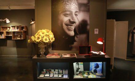 """Exhibition """"Caio Fernando de Abreu – Doces Memórias"""""""