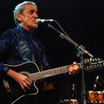 Singer Zé Ramalho in Brasilia