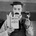 """Movie Exhibition """"Buster Keaton: O mundo é um Circo"""""""