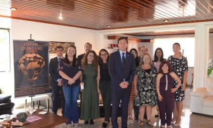 Ambassador of Georgia meets with journalists