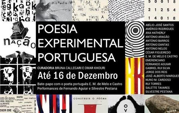 Exhibition Portuguese Experimental Poetry
