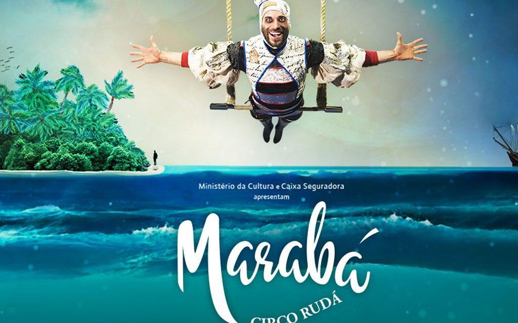 """Spectacle """"Marabá"""" by the Circo Rudá"""