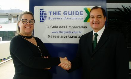 THE GUIDE ESTABLISHES REPRESENTATIVE IN GOIÁS