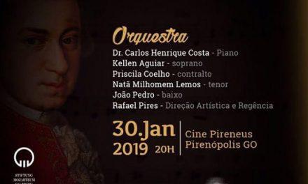 Mozart in Concert