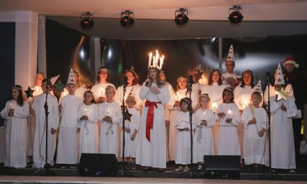 Luciadag 2018: Sankta Lucia's Day at the Embassy of Sweden in Brasília