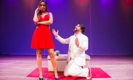 Comedy play about the romantic men suffering