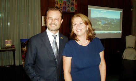 Ambassador of Serbia presents tourism and gastronomy of his country