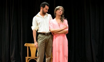 Comedy play about love and marriage at Brasília Shopping