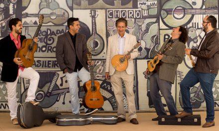 Reco do Bandolim & Grupo Choro Livre will perform at Clube do Choro