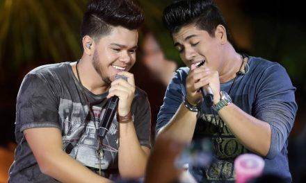 Brazilian Country Music duo João Gustavo & Murilo