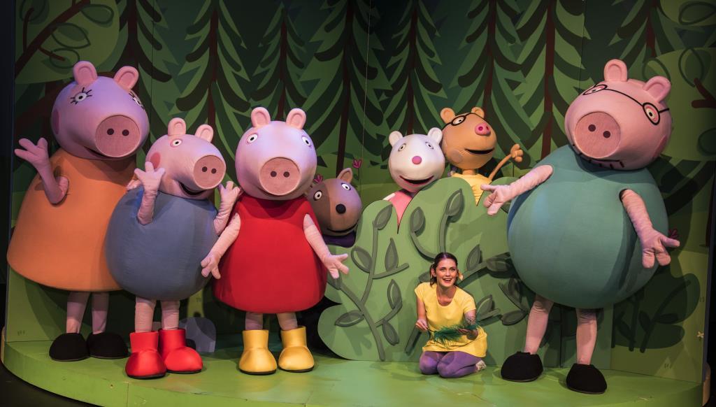 Peppa Pig live show in Brasília | The Guide