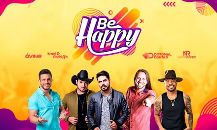 Party BE HAPPY presents different rhythms