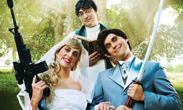 """Comedy """"Manual de Sobrevivência ao Casamento"""""""