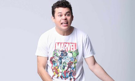 """Stand-up show """"Trago Verdades"""" by Emerson Ceará"""