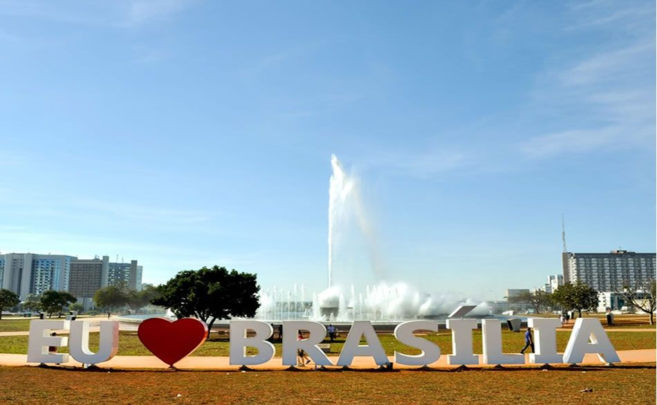 Shows on 59th Anniversary of Brasília