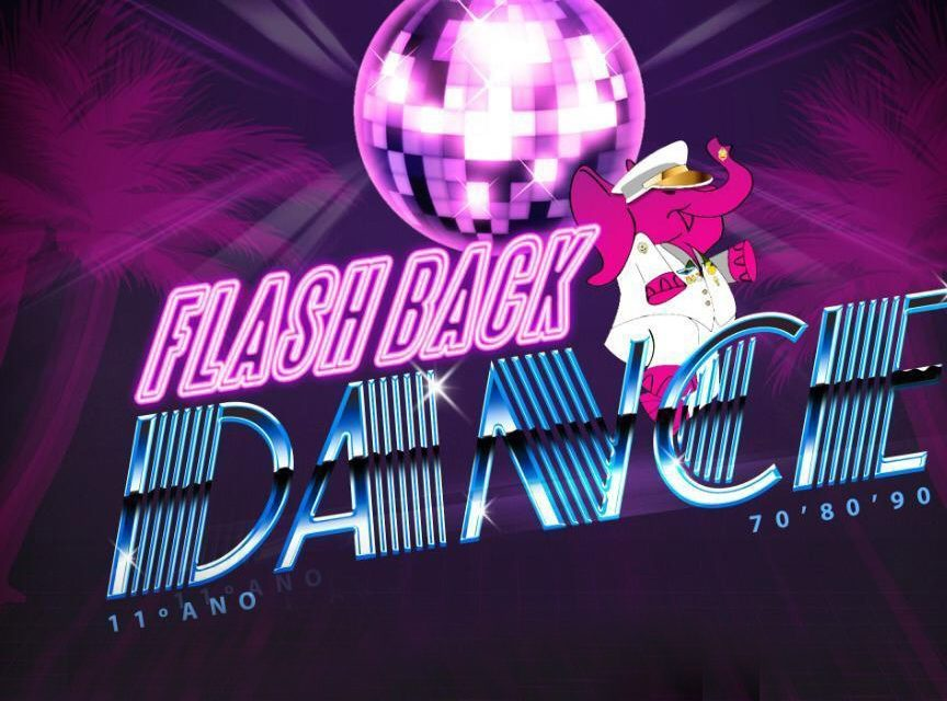 Party Flash Back Dance at Pink Elephant