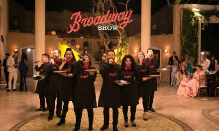 "Music group ""Broadway Show"" at Clube do Choro"