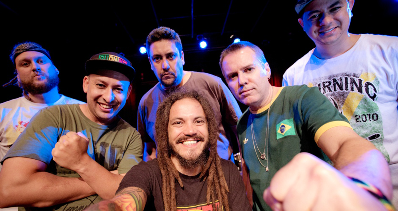 """Reggae show """"De volta ao lar"""" by Maskavo"""