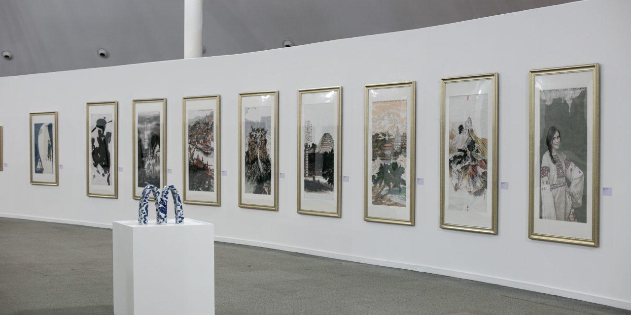 """Art exhibition """"Arte e Paz – Obras Contemporâneas Chinesas"""""""