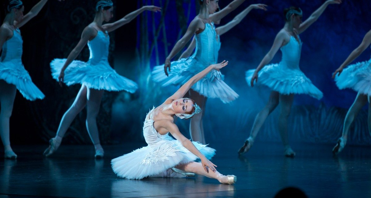 "Imperial Russian Ballet presents the spectacle ""The Best of Tchaikovsky"""