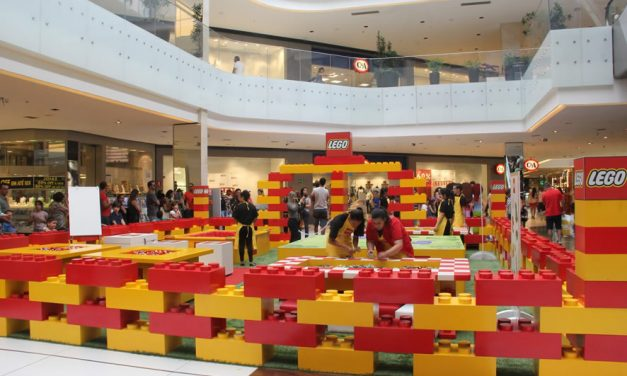 Casa Lego (Lego House) is fun for the kids!