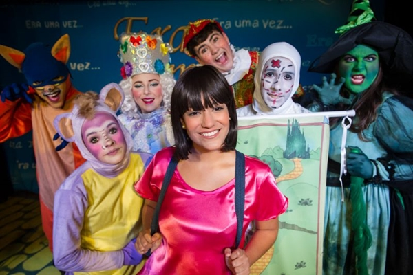 Brasília Shopping presents children's plays this weekend