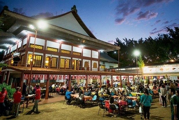 46ª Cultural fair of Templo Shin Budista (Shin Buddhist Temple) of Brasilia