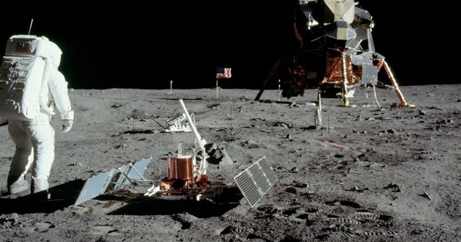 Apollo 11 Mission Exhibition at Planetarium